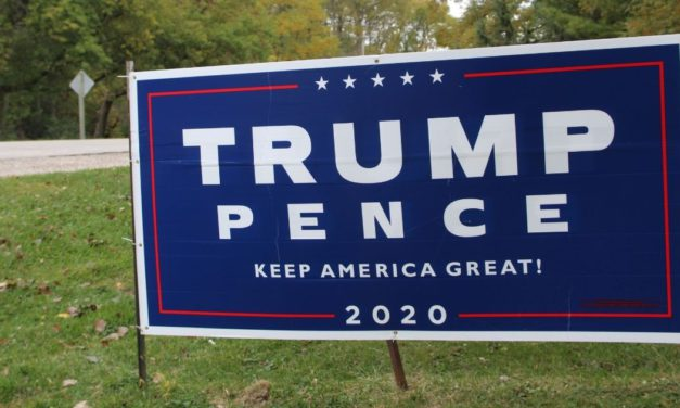 Elections Chairman Resigns After Getting Caught Stealing, Defacing Trump Signs