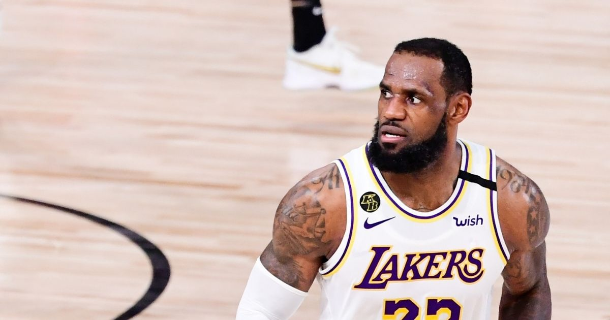 Ad Exposing LeBron James' China Hypocrisy Reportedly Rejected Over Fear of Upsetting the NBA Star