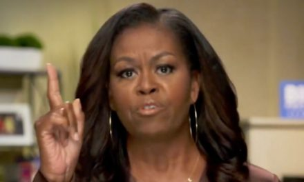 Michelle Obama Brands Trump as 'Racist' in 'Closing' Attack