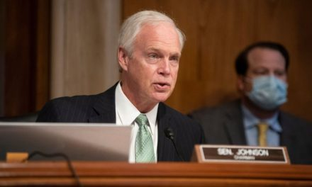 Senator Johnson Wants Answers from FBI After Agency's Silence on Biden Laptop Bombshell