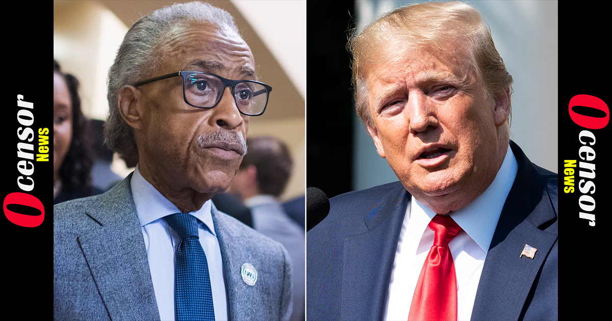 "Al Sharpton accuses Trump of 'trying to make Black Lives Matter look like ""hoodlums and thugs""'"
