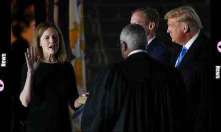 Amy Coney Barrett confirmed to Supreme Court, 'Squad' members Demand that democrats expand the bench