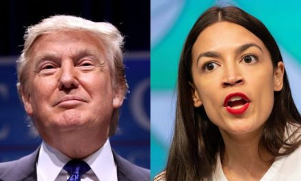 Alexandria Ocasio-Cortez Plays the Victim After Trump Calls AOC + 3 Out