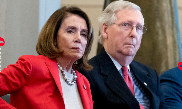 Poll Shows Americans Blame Pelosi For Lack Of Stimulus, But McConnell shares Blame Too
