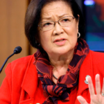 Hirono Snaps When Confronted Over Democrat Double Standard On 'Sexual Preference': 'World Is In Flames'