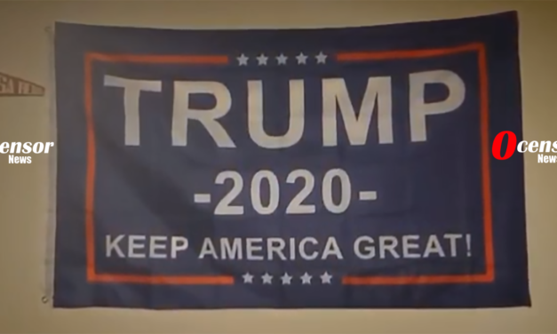 Student Kicked Out Of Class For Having A Trump Flag In His Home