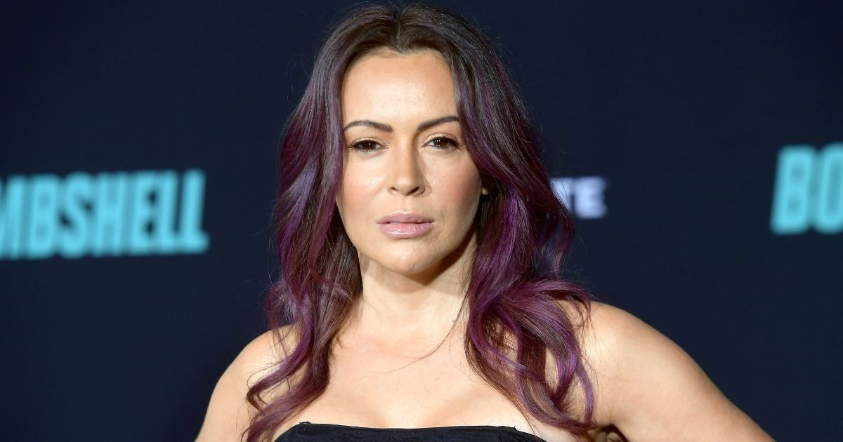Ouch: Trump Supporters Savage Alyssa Milano Over Massively Hypocritical 'Olive Branch'