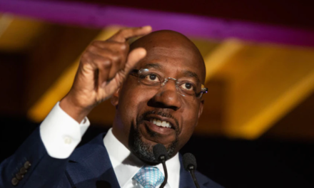 Warnock: America Must 'Repent For Its Worship Of Whiteness'