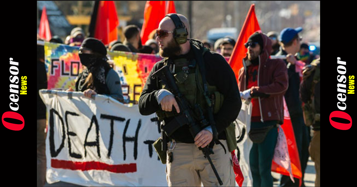 Antifa Leader Warns Trump: 'We're Armed – Concede By Sunday or We Retaliate'