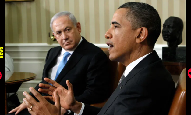 Obama's Simmering Resentment of Benjamin Netanyahu