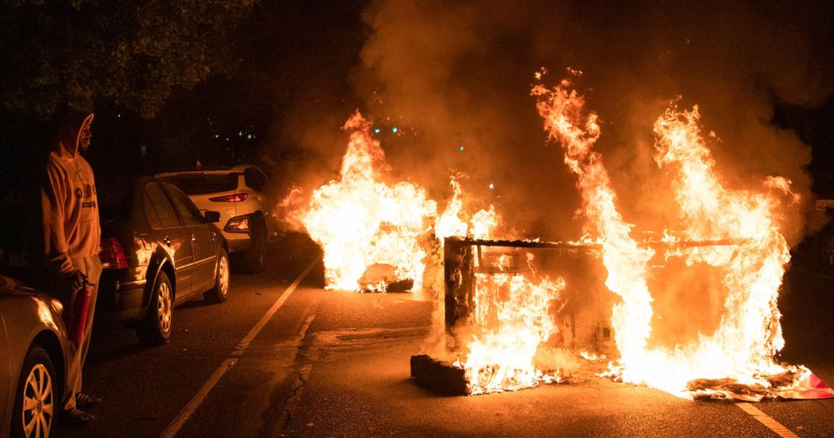 'Every City Is Preparing For It': Here's What Police Are Doing Ahead Of Possible Election Unrest