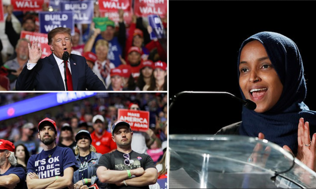'Squad' member Rep. Ilhan Omar calls Trump's rallies 'Klan' gatherings as she slams him for bullying her