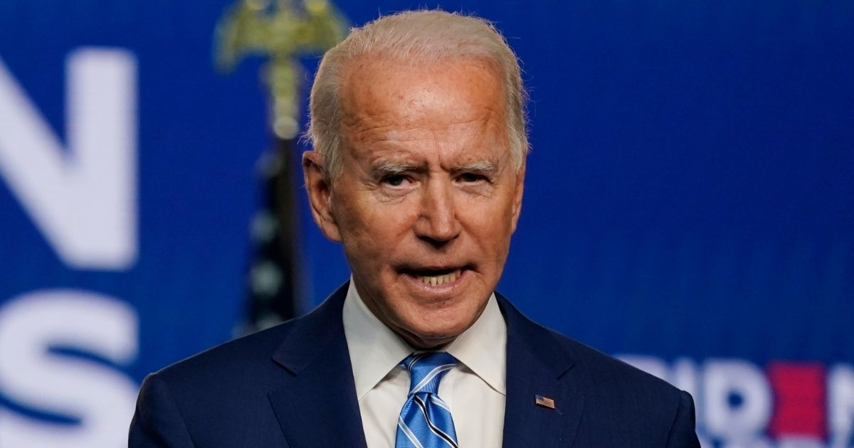 Biden Campaign Official Releases Statement About 'Escorting Trespassers Out of the White House'