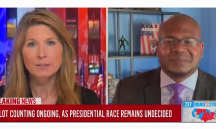 MSNBC's Jason Johnson Calls Mitch McConnell, Kyle Rittenhouse 'The Enemy'
