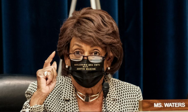'I Will Never, Ever Forgive Them': Maxine Waters Blasts Black Voters Who Choose Trump