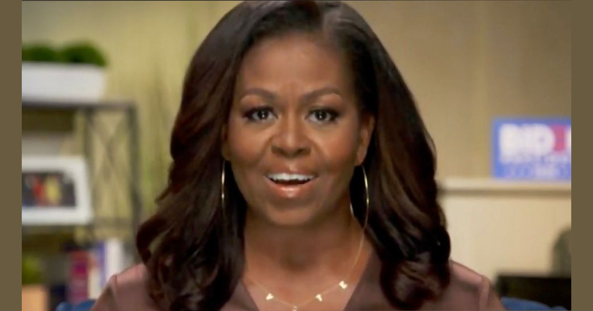 Michelle Obama Attacks 71 Million Trump Voters For 'Supporting Lies, Hate, Chaos And Division'