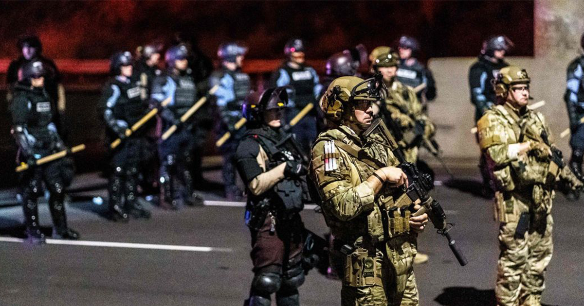 Rising Violence Prompts Minneapolis City Officials To Consider Asking Nearby Officers For Support