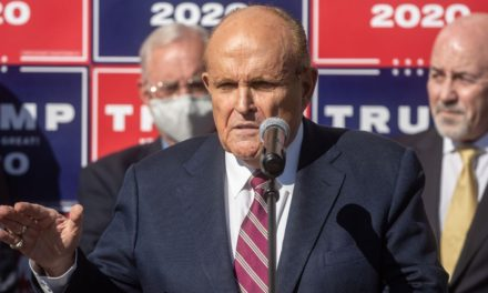Rudy Giuliani: Trump Campaign Has the Evidence To Change PA Election Results
