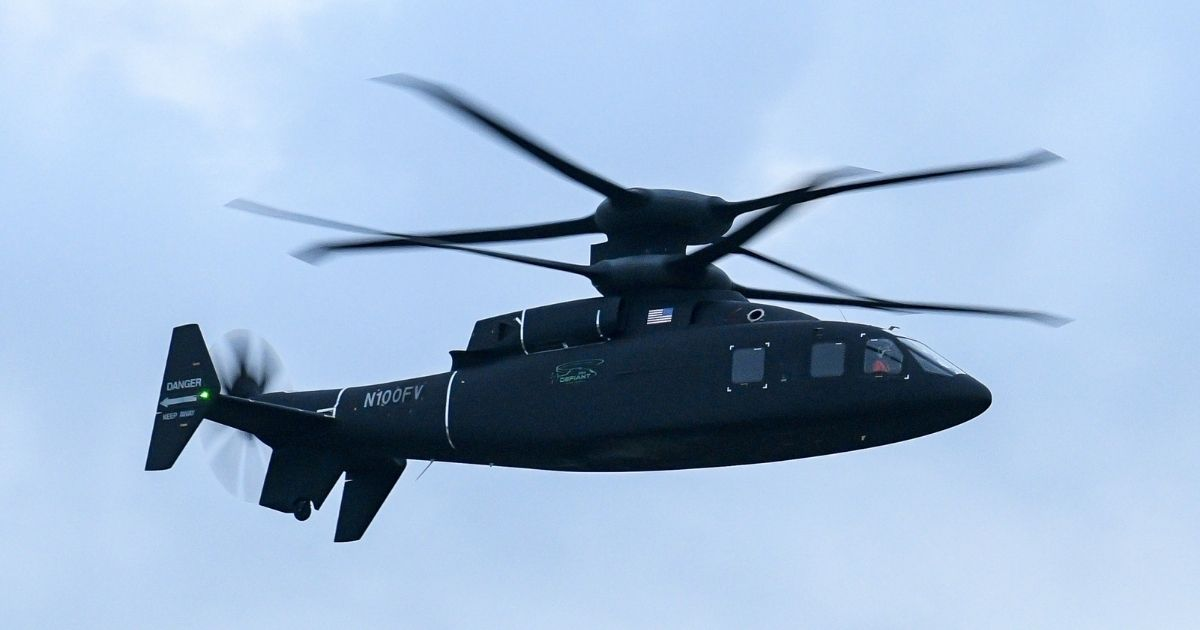 Here's the Secretive Next-Gen Helicopter That Could Replace Army's Fleet of Black Hawks