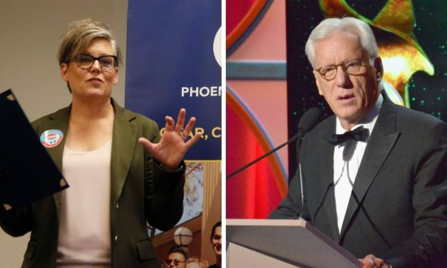 James Woods Nails AZ Secretary of State Who Called Trump Backers 'Neo-Nazi'