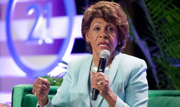 Maxine Waters Says She Wants To Use Trump To 'Send a Message Across the World'