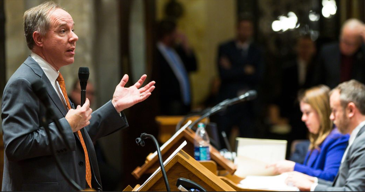Wisconsin Assembly Speaker Directs Committee To Investigate Election