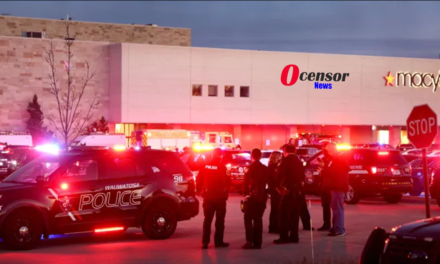 Wisconsin Mall Shooting, Eight Injured, Gunman Still At Large