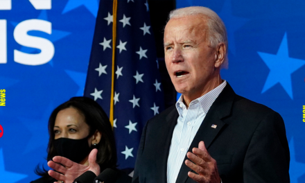 Biden calls for Unity In Victory Speech. How Can We Joe, You Called Us Nazi's?