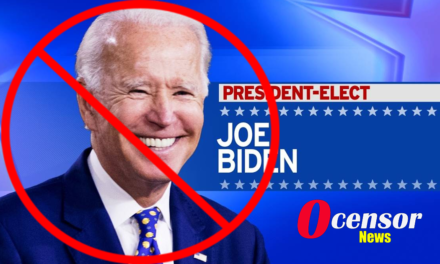Hey Press and Democrats, Stop Calling This Election For Biden, This is Far From Over.