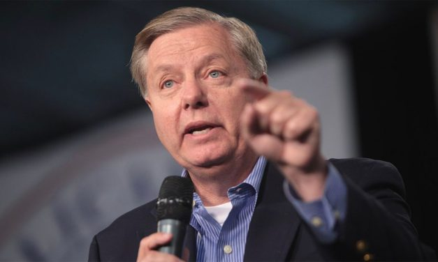 Lindsey Graham Tells the Squad Where to Stick Their Calls for His Resignation