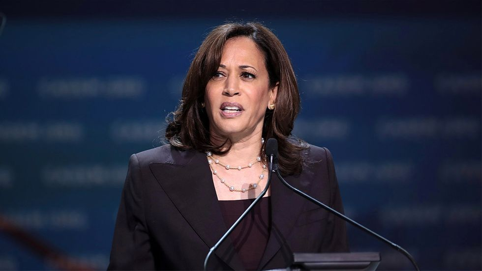 Kamala Harris Shares Video That Sounds Like an Endorsement of Marxism