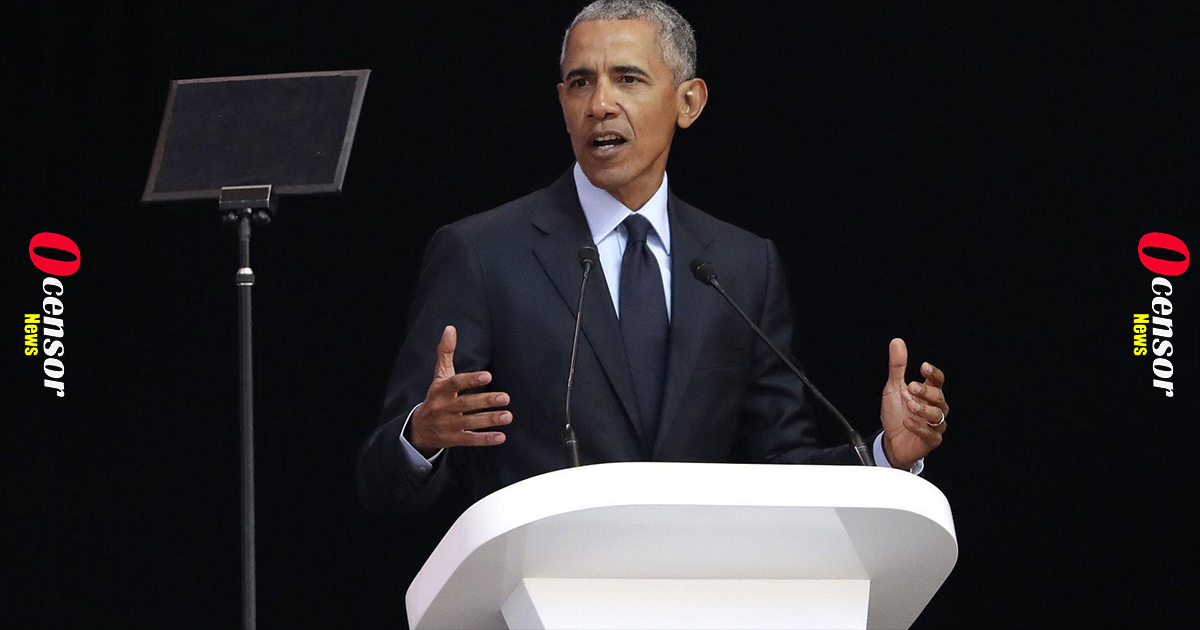 Obama Compares Trump to Dictator, says he senses He Would 'Do Anything to Stay in Power'