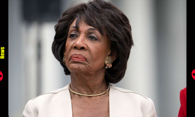 Records Show Maxine Waters' Campaign Paid Her Daughter Big Bucks During 2020 Cycle