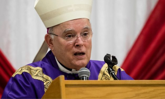 Former Archbishop: Biden 'Smoothed the Way for Grave Moral Evils,' Should Be Denied Communion