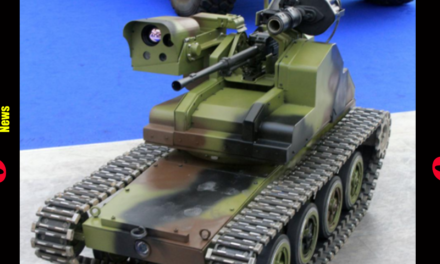 Armor: China Seeks A Better Battle Robot