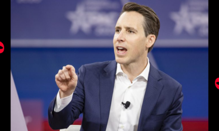 "BREAKING: ""I Cannot Vote to Certify the Electoral College Results on January 6th"" – MO Senator Josh Hawley"