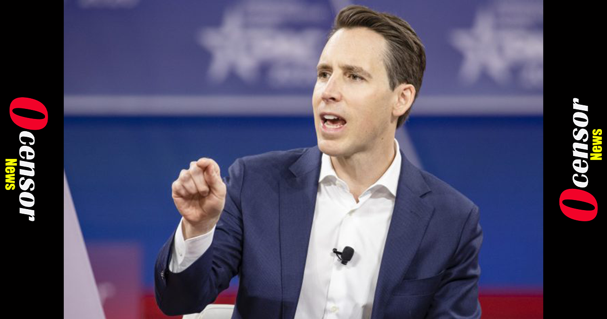 """BREAKING: """"I Cannot Vote to Certify the Electoral College Results on January 6th"""" – MO Senator Josh Hawley"""