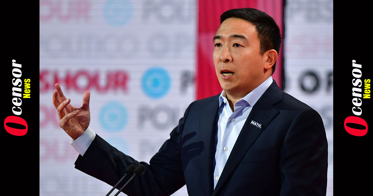 Mayoral hopeful, Andrew Yang, wants to track us with vaccine bar codes so we can move freely