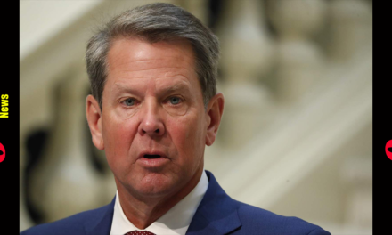 Georgia Governor Brian Kemp Calls For Signature Audit Of Election Results
