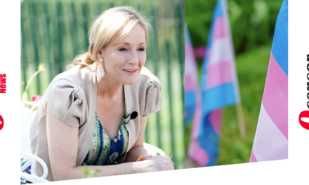 JK Rowling: People Afraid to Speak Out Against Transgender Activism Out of 'Fear for Their Personal Safety'