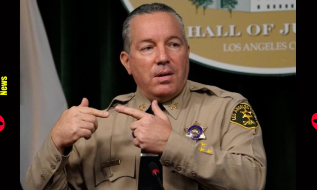 LA County Sheriff Says He Won't Enforce Newsom's New Business Orders