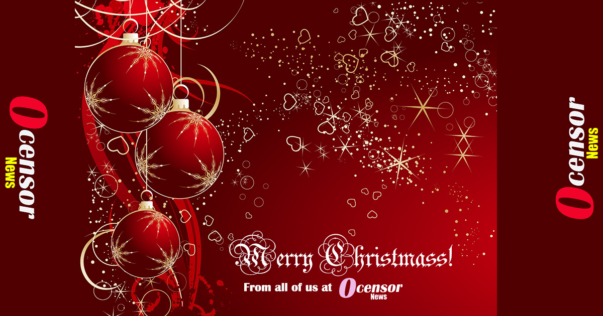 Merry Christmas from all of us at 0censor!