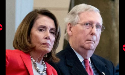 MITCH MCCONNELL AND NANCY PELOSI WORKING ON RULE CHANGE TO BLOCK ELECTORAL COLLEGE OBJECTION