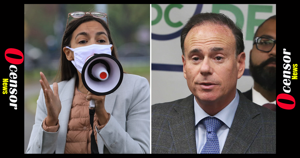 New York Democratic boss warns AOC not to challenge Chuck Schumer
