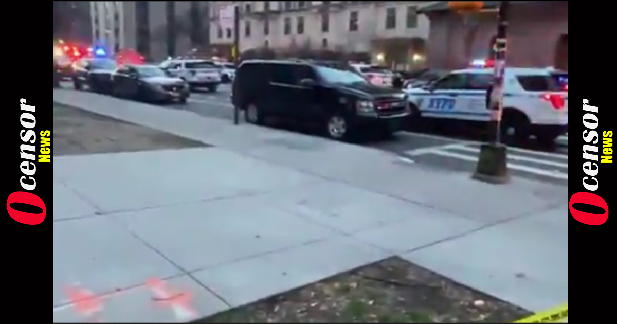 Police Fatally Shoot Gunman Who Opened Fire At New York City Church Christmas Concert