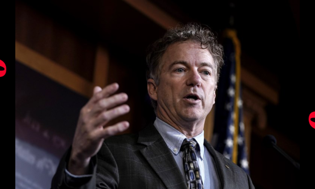 Rand Paul: Masks are about submission