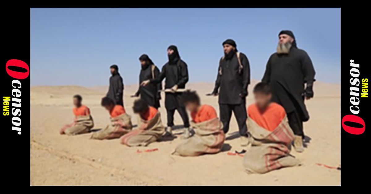 Bloodthirsty Jihadists Cover Christian in Gasoline, Try To Burn Him Three Times Until Miracle Happens