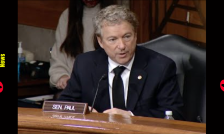 Sen. Rand Paul Says He May Join Rep. Brooks To FILE AN OBJECTION to Electoral Votes During Joint session of Congress on Jan. 6, 2021
