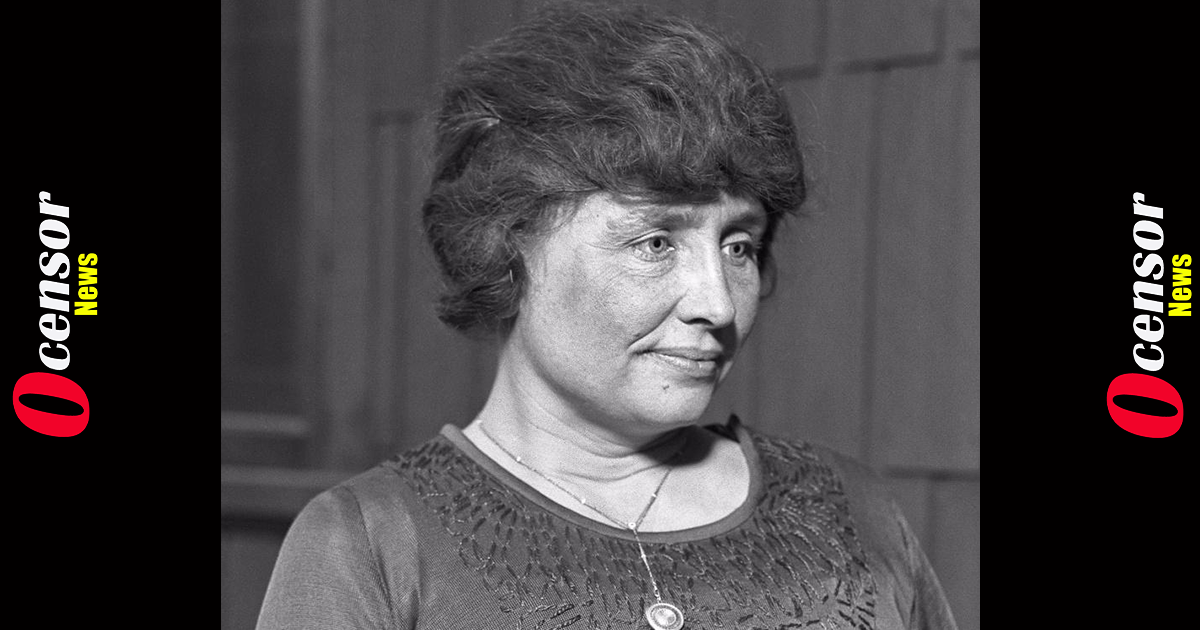 TIME: To some, despite her disabilities, Helen Keller was 'just another … privileged white person'