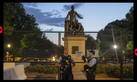 141-Year-Old Statue of Lincoln and Freed Slave Quietly Removed After Racial Activists Say It Has a Hidden Meaning